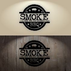 Design a vintage feeling logo for an authentic barbeque restaurant by Samplex
