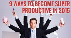 Yet I was super lazy today, so to kick my but I decided to write about being productive.