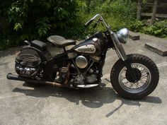 1949 indian chief motorcycle | 1949 FL - Gallery | HAWGHOLIC motorcycles