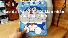 Bao da iPad 2 3 4 Di Lian nhân vật hoạt hình - Đồ Chơi Di Động .com