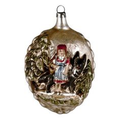 Product details Designer: unknown Year of origin: ca. 1900 Height: 9,0… German Christmas Decorations, Antique Christmas Ornaments, Vintage Ornaments, Christmas Baubles, Glass Ornaments, Victorian Christmas, Christmas Trees, Merry Christmas, Holiday Decor
