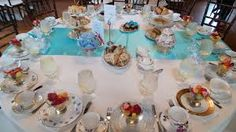 Image result for place setting for tea