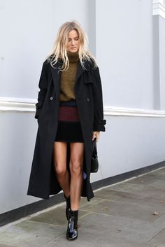 black is black yeah yall check it out Maison de Choup Fashion Me Now collaboration Fashion Me Now, Fashion Mode, Fashion Outfits, Fashion Trends, Latest Fashion, Street Fashion, Net Fashion, Daily Fashion, Stylish Outfits