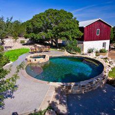Land Design Tx - traditional - pool - austin - Land Design