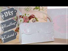 Tiffany Sweet Creations: Paper Gift Handbag