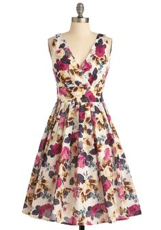 Glamour Power to You dress in Roses, $75.