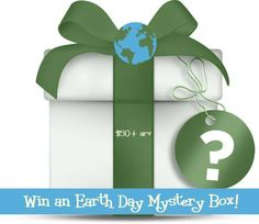 Earth Day Mystery Bag QUICK FLASH #Giveaway!