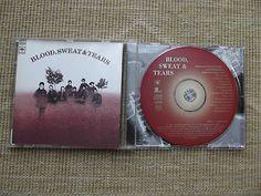 BLOOD,SWEAT & TEARS CD von 2000 mit 2 Bonustracks 2tes Album von 1969