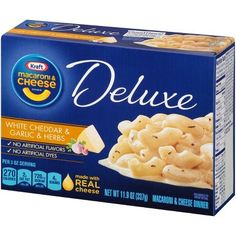 Kraft Mac N Cheese, Mac And Cheese Cups, Cheddar Mac And Cheese, Boxed Mac And Cheese, Macaroni Cheese, Cheese Calzone, Graduation Party Foods, Macaroni Salad, Aesthetic Food