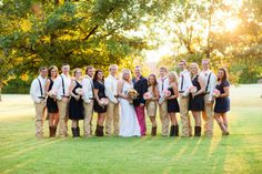 Colorful Rustic Wedding at Harn Homestead