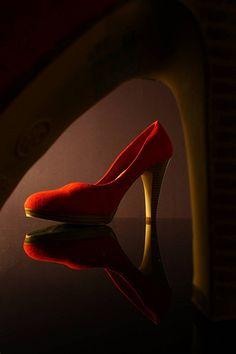 Heels, low key. by woody329, via Flickr