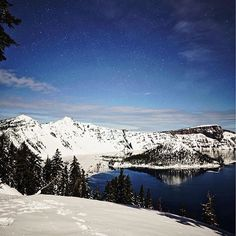 Crater Lake #iwanttogobo Photo by @thetravelvibe