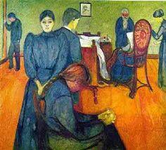 Grief , Edvard Munch