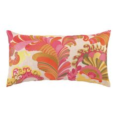 I pinned this Coachella Lumbar Pillow from the Trina Turk event at Joss and Main!