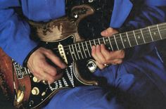 Stevie Ray Vaughan - Powerful Electric and Amazing Acoustic