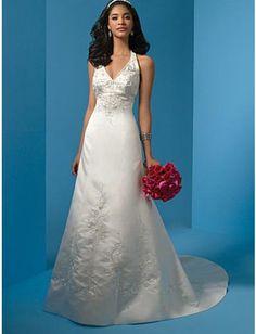 Robe de mariée 2011 avec des Broderies