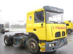 DAC 19.410 Eastern Europe, Trucks, Romania, Truck