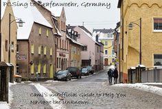 PCS to Grafenwoehr Germany