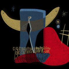 En lo más fffres.co: The Sleepwalker: Lorca y Miró en versión animada: Traducir un poema en imágenes se antoja complicado, más siquiera…