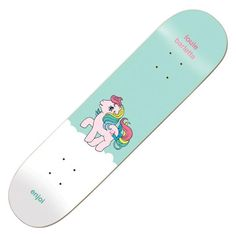 ENJOI X MY LITTLE PONY planche de skate Pro R7 Barletta 8 pouces 65,00 € #skate #skateboard #skateboarding #streetshop #skateshop @playskateshop