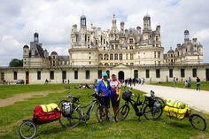 E-Bike Touring & Breathtaking Scenery in France's Loire Valley