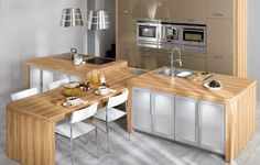 French Kitchen Country Design