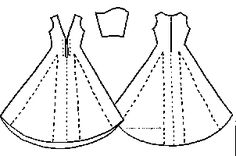 Kirtle layout
