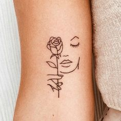 Take a look at some of the girly tattoos. Discover the cute tattoos for girls. Get inspiration for a girly tattoo designs. Unique Tattoos For Women, Tiny Tattoos For Girls, Cute Girl Tattoos, Dope Tattoos, Cute Small Tattoos, Pretty Tattoos, Body Art Tattoos, Tiny Tattoos With Meaning, Unique Small Tattoo