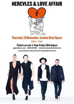 Nov 2014 - Oval space