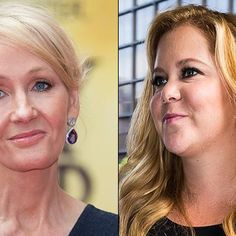 Books: J.K. Rowling saw Amy Schumer's stand-up show and loved it
