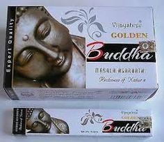 Räucherstäbchen Buddha