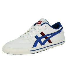 1d7f43ae30 Asics Aaron Gs Chaussures Mode Sneakers Enfant Blanc - Taille   39
