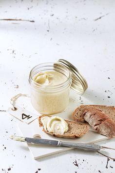 Weißer Schoko-Vanille-Aufstrich