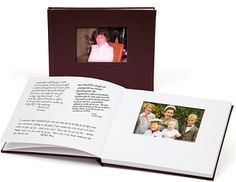 How to create a Memorial Book for a funeral from as little as $5.00