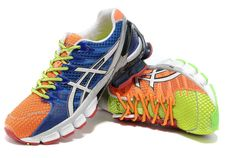 04752117b New Asics Gel Kinsei 4 Mens Mosaic White Mosaic Sports Shoes Store