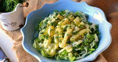 Ön yargılarınızı bir kenara bırakın ve kerevize bir şans verin. Kerevizli yeşil salata onu çok daha fazla sevmeniz için şahane bir yol.