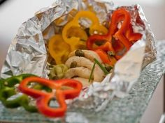 Aprenda a preparar a receita de Peixe no papelote