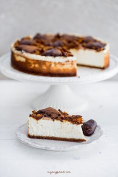 Sernik pierniczkowy last minute Składniki na spód:… Bakery Recipes, Cupcake Recipes, Cupcake Cakes, Dessert Recipes, Cupcakes, Sweet Desserts, Sweet Recipes, Delicious Desserts, Digestive Biscuits