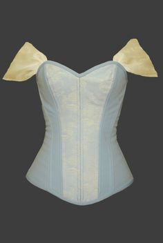 Cinderella Overbust Corset by TheCorsetCarriage on Etsy, $250.00