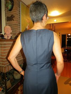 The Sewing Lawyer: Kay Unger dress - completed!