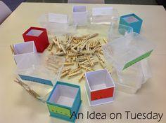 An idea on Tuesday