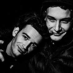 The George Daniel and The Matty Healy, The 1975 The 1975 Tumblr, Matty 1975, 1975 Band, Matthew Healy, George Daniel, Just Girl Things, Random Things, Imagine Dragons, Ms Gs