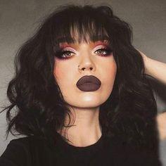 Makeup Trends, Makeup Inspo, Makeup Inspiration, Makeup Goals, Makeup Tips, Beauty Makeup, Hair Beauty, Makeup Ideas, Rock Makeup