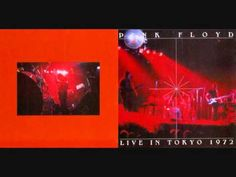 Pink Floyd - Live In Tokyo 1972 (Live Tokyo, Japan - March 7th, 1972)