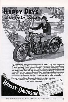 die 111 besten bilder von harley davidson vintage poster. Black Bedroom Furniture Sets. Home Design Ideas