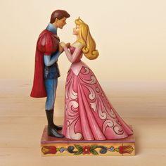 Jim Shore Disney - Aurora & Prince