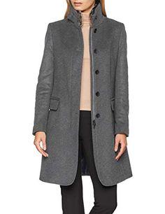 Moderne Outfits, Langer Mantel, Beige, Amazon, Clothing, Jackets, Fashion, Gray, Women