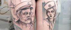 http://girlsandtattoos.de/anki-michler/  Anki Michler / Tattoo Freestyle / Hamburg