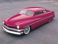 1951 Mercury Coupe #chopped