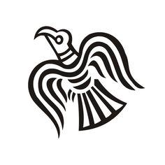 Resultado de imagem para Viking eagle flag